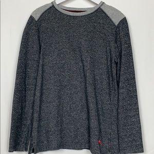 Tommy Bahama dark grey/grey sweatshirt size Sm/Ch